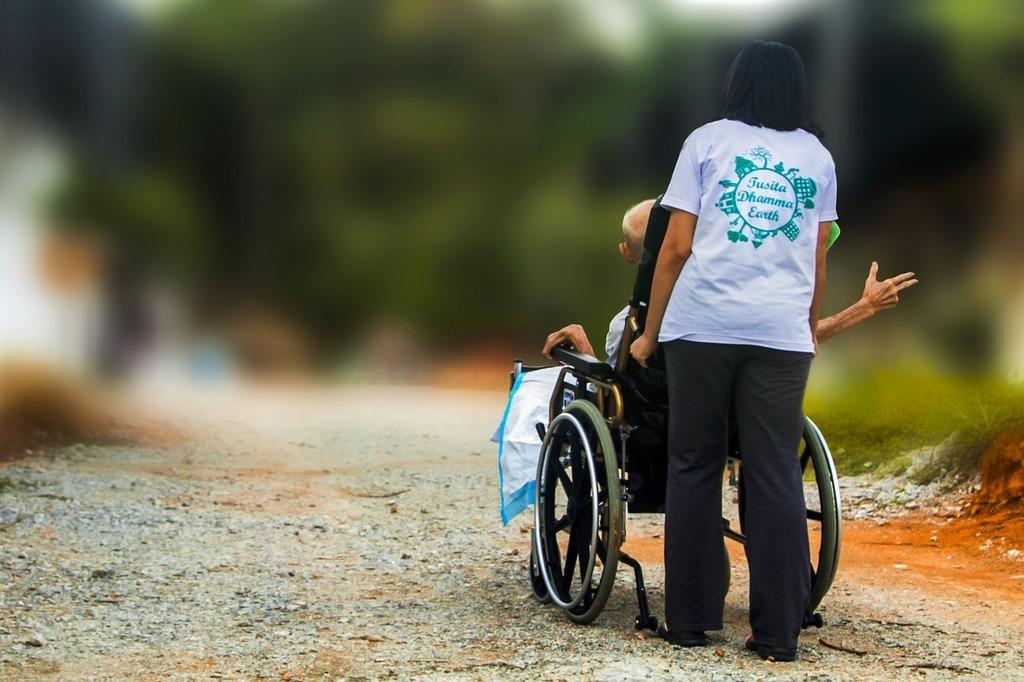 Projet d'aide aux personnes souffrant de handicap