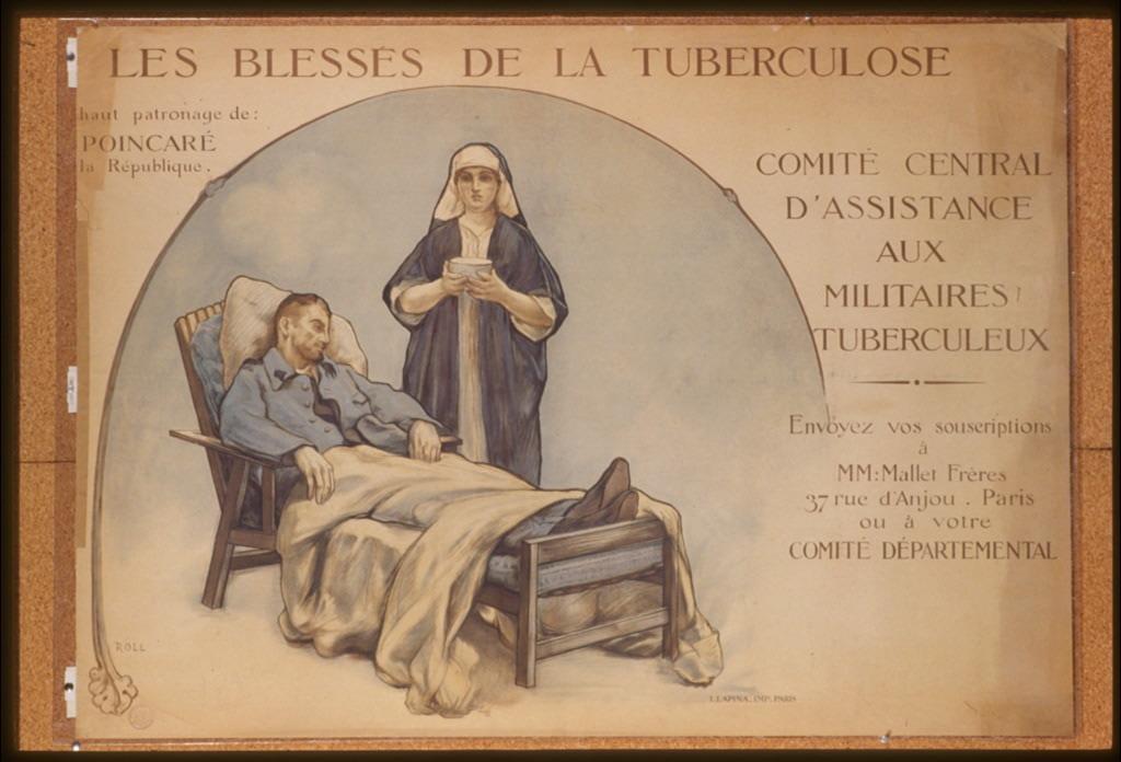 Comment le Bacille de Koch amène à la tuberculose ?